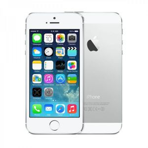 Apple iPhone 5S  Blanc Argent 32Go Grade C