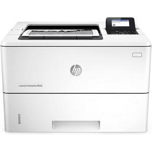 HP Laserjet Enterprise M506dn Blanc