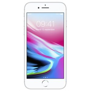 Apple iPhone 8 Argent 128Go Grade B
