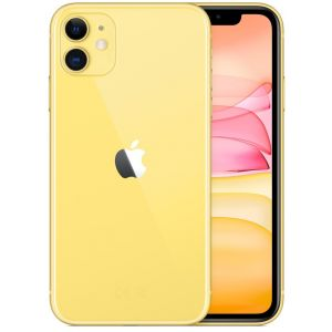 Apple iPhone 11 Jaune 128Go Grade B