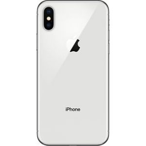 Apple iPhone X  Argent 256Go Grade B