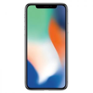 Apple iPhone X Argent 64Go Grade B