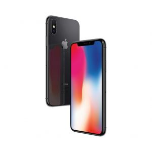 Apple iPhone X Gris Siderale 64Go Grade C