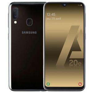 Samsung Galaxy A20e 32Go Noir double sim Grade C