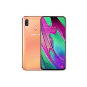 Samsung Galaxy A40 Orange 64Go Dual Sim Grade B