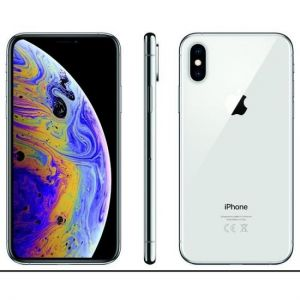 Apple iPhone Xs Argent 64Go Grade C