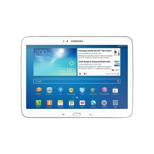 Samsung Galaxy Tab 3 10.1 16GB P5220 Blanc Wifi et 4G Grade B