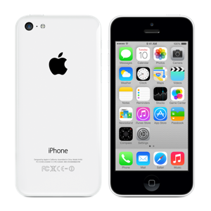 Apple iPhone 5C Blanc 8 Go Grade B
