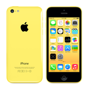 Apple iPhone 5C Jaune 8 Go Grade B