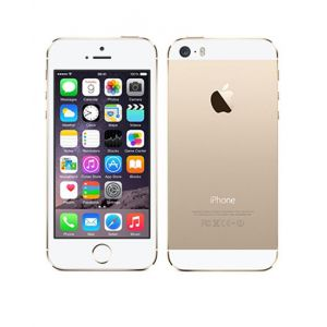 Apple iPhone 5S Blanc Or 16Go Grade B