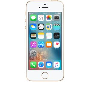 Apple iPhone SE Blanc Or 16Go Grade B